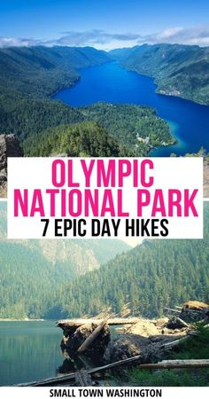 Olympic National Park Hikes, National Parks Usa, Usa Travel Guide, Travel Usa, Canada Travel, Solo Travel, Travel Guides, Travel Tips, Travel Destinations