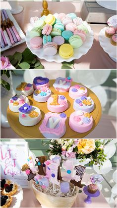 Every little girl deserves the very best for her first birthday and this sweet party definitely delivered the goods! Who wouldn't love a1st Birthday Garden Party? By creating a sweet girly background with gorgeous flowers all around, nothing could beat the perfect day that was in store for this little birthday girl! Sandy from Sandy […]