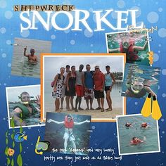 snorkeling- bubble pgs