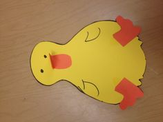 duck paper plate craft | Creative Crafting for Kids | Pinterest ...