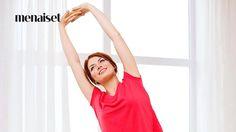 Tee tämä liikesarja joka päivä. Wellness Fitness, Health Fitness, Excercise, Pilates, Athlete, Hair Beauty, Yoga, Training, Tank Tops