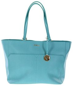 e318a8ffcbbf Furla Musa Handbag Tote (Laguna) -- Continue to the product at the image