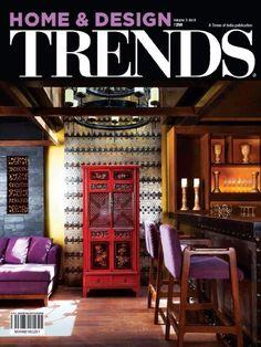 Home And Design Trends Volume 3 No. 9 2016 Issue- Design in Context | Interview of Interior designer Ravi Vazirani.  #HomeandDesignTrends #InteriorDesign #RaviVazirani #ebuildin