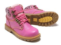 Ladies Adventuridge pink suede walking/ hiking/ Rockabilly boots ...