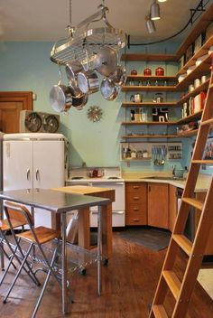 Jenn's 1885 Kitchen with 13-Foot Ceilings! — Kitchen Spotlight | The Kitchn