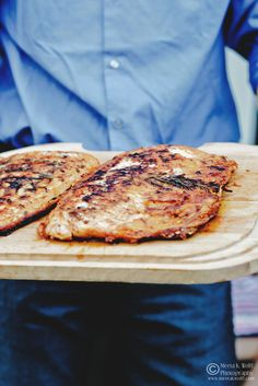 Zaatar Grilled Salmon