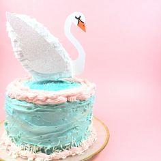 Decoración de pastel de Topper Mini piñata Magdalena por LulaFlora
