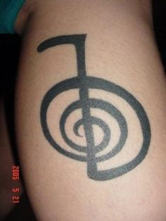 reiki tattoo - Google Search