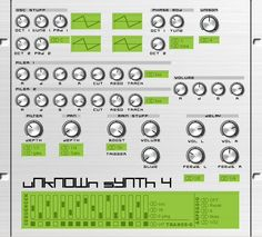Unknown synth 4 is a free synth Plug-in for Windows. http://www.vstplanet.com/Instruments/VST_Synthesizers17.htm