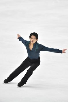 Takahiko Kozuka Photos: 83rd All Japan Figure Skating Championships - Day 2
