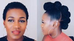 I came across Jane Nashe in my Youtube feed and got lost in her tutorials because she is able to create the cutest updo's using extension hair on her short natural hair. You know that old saying fake it till you make it? Well, Jane takes that to a whole new level because her short …