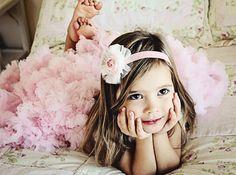 Sweet Ballerina Pink Pettiskirt Tutu and Headband Set