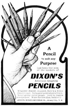 A pencil to suit any purpose!