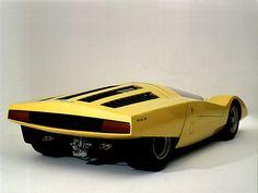 1969 Pininfarina Ferrari 512S.