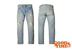 SD 5P Denim Pants S905 Vintage Wash : ¥38,000(+Tax) #standardcalifornia #スタンダードカリフォルニア #goodtimes