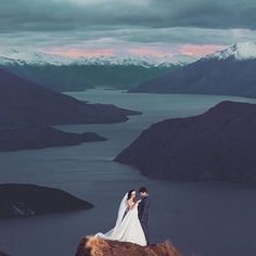 http://www.easyweddings.com.au/ Amber and Mark eloped on a mountain top in New Zealand. Follow the link in bio and go to Real Weddings to see more amazing images. : @alexcoppel  #easyweddings #realweddings #weddingphotography #weddingphotos #weddingphotographer #mountains #ocean #newzealand #queenstown #helicopter #bride #groom #weddingdress #amazingwedding #amazingweddingphotos #beautiful #photoshoot #photographer #photooftheday #photographylovers #instaphoto