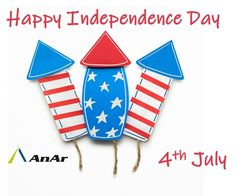 Happy 4th of July! America means opportunity, freedom, power.