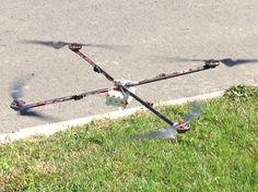 My 97minute:06second record quadcopter flight – DIY Drones