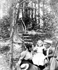 1899: l. frank baum in macatawa michigan--i love the holland, mi/wizard of oz connection
