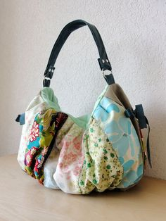 The Flower Bag by Ira Grant.....lovely ideas this inspires