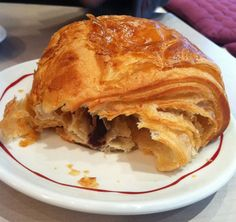 Pain au chocolat #paris #food