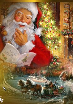╭•⊰✿ THE  MAGIC  OF  CHRISTMAS ❄️ ✿⊱•╮BELIEVE.......❤️ *•.¸¸.•*`*•★