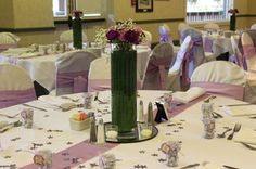 Lakeside Beach / Embassy Suites Tahoe Wedding - Enchanted Florist