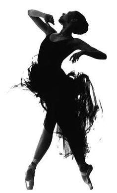 face framing ballet pose