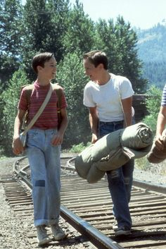 I had a best friend just like Chris in Stand By Me. Best friend I ever had. She died. Life was never the same.