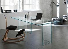 Фантастическая стеклянная мебель от компании Tonellidesign