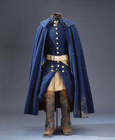 The uniform worn by King Charles XII of Sweden when he was killed by a stray shot during the Siege of Fredriksten on November now in the collections of The Royal Armoury in Stockholm,.