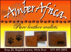 Wondering what to get DAD this Sunday? Look no more. Pure leather wallets made by Steve White. Great gifts for dads at a really good price in celebration of Father's Day. Limited stock is available. Lots of other gifts in store too. #amberafrica #fathersdaygifts #hashtagonline #crafts #handmade #diy #art #craft #love #crafting #creative #design #artist #crafty #homedecor #etsy #fashion #decor #handcrafted #sewing #gift #gifts #diycrafts #crochet #instagood #cute #smallbusiness #doityourself…