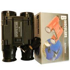 Compact Child's Binoculars: