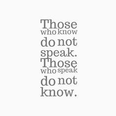 Just listen...