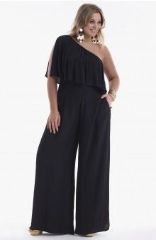 One shoulder Jumpsuit at Dream Diva