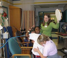 Music Therapy - Childrens Hospital of Michigan
