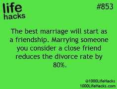 Relationship hack