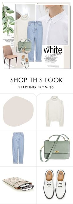 """""""You're beautiful :)"""" by aane1aa ❤ liked on Polyvore featuring Off-White, Proenza Schouler, Boutique, J.Crew, Alaïa and Dr. Martens"""