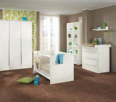 unsere Kinderzimmer-Möbel: von Paidi, Model Fabiana