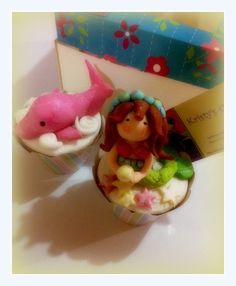 #cupcakes #lima #peru #sirena