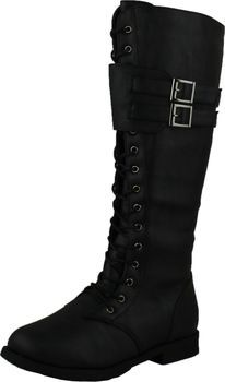 http://shoecenter.com/west-blvd-womens-manila-military-lace-up-combat-boots/