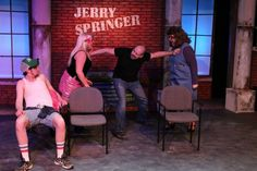 'Jerry Springer: The Opera' Is Salacious but Also Funny: Review