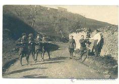 Fusilamiento .. Soldados infantería Guerra Civil  - Guerra Civil Española
