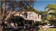 mediterrán villa, meseszép tengerparti házak - Luxuslakások és házak Provence, Pergola, Mansions, House Styles, Home Decor, Diy, Decoration Home, Manor Houses, Room Decor