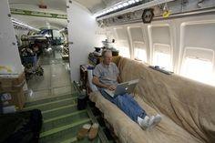 Tinggal dalam pesawat bekas - Yahoo News Indonesia
