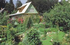 Dacha gardening grows half of Russia's total food production in home gardens in a difficult and short-season climate, with no machine or animal inputs. http://www.underwoodgardens.com/russian-dacha-gardening-homescale-agriculture-feeding-everyone/#.Vr-xEnn2YyW