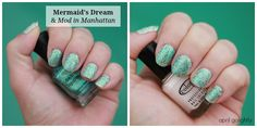 Mermaid's Dream & Mod in Manhattan, mermaids dream by April Golightly