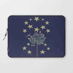 Birdsong Laptop Sleeve