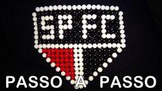 Escudo do São Paulo - Passo a Passo com fotos