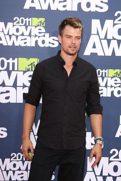 Transformers hunks Josh Duhamel and Patrick Dempsey at MTV Movie Awards